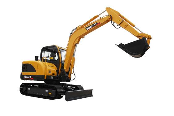 玉柴YC65-9挖掘机