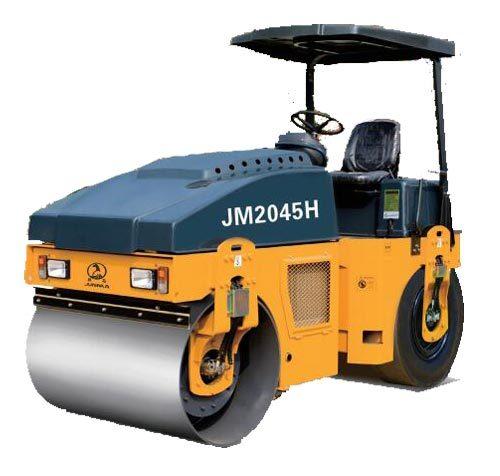骏马JM2045H组合式压路机