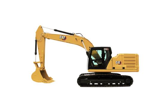 卡特彼勒新一代Cat®326 GC液压挖掘机