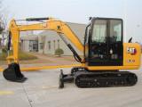 卡特彼勒305.5E2小型液壓挖掘機高清圖 - 外觀