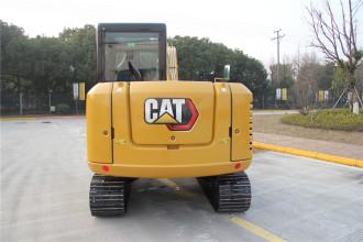 卡特彼勒305.5E2小型液压挖掘机高清图 - 外观