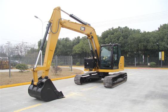 卡特彼勒新一代Cat®310迷你型液压挖掘机高清图 - 外观