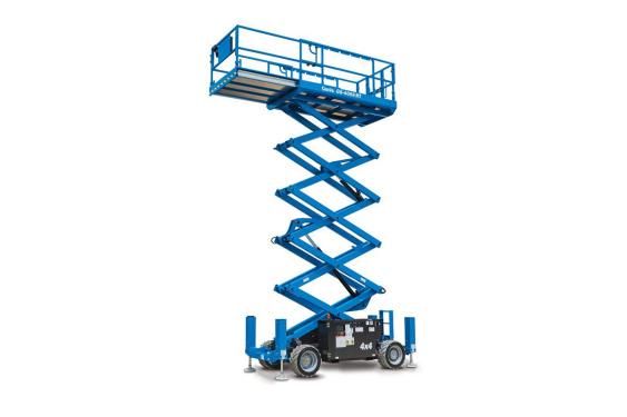 美国吉尼GS-4069 RT自行式剪型高空作业平台