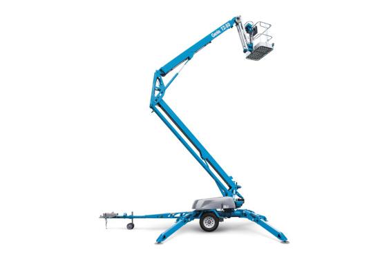 美国吉尼TZ-50拖车式曲臂型高空作业平台