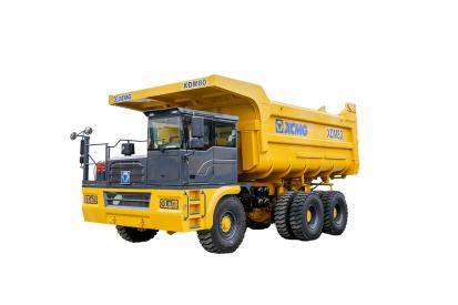 【720° Panorama】 XDM80 Mechanical Drive Truck