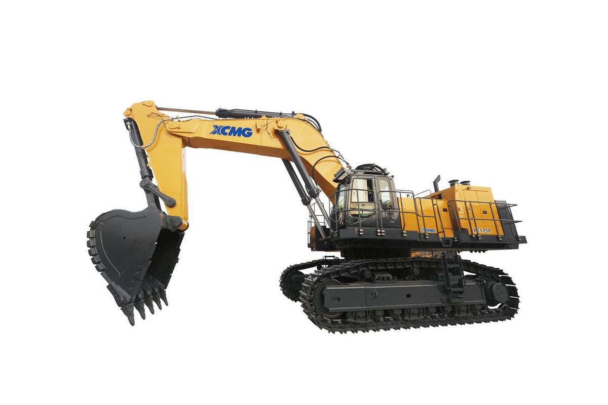 徐工XE1250礦用挖掘機高清圖 - 外觀