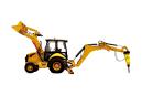 成工重工866H / 866HTC挖掘装载机高清图 - 外观