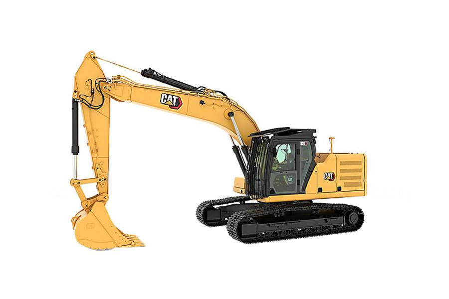 卡特彼勒CAT®326挖掘机