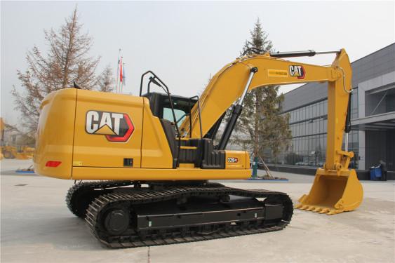 卡特彼勒326挖掘机高清图 - 外观