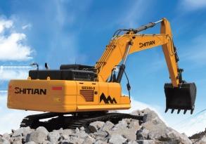 十田重工SH500-9挖掘机