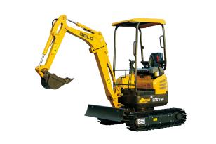山东临工ER616F无尾挖掘机