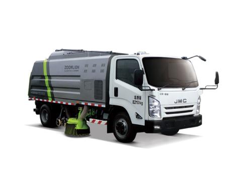 中联重科ZLJ5084TSLX1JXE5干式扫路车