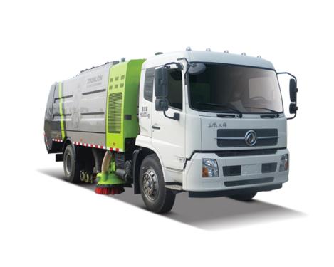 中联重科ZLJ5164TSLX1DFE5干式扫路车