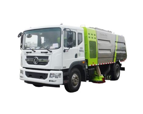 中联重科ZLJ5184TSLEQE5干式扫路车