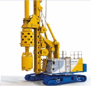 德国宝峨BG 28 H多功能型旋挖钻机 (BT 75 主机)