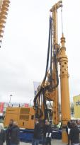 德国宝峨BG 20 H专用型旋挖钻机 (BT 50 主机)
