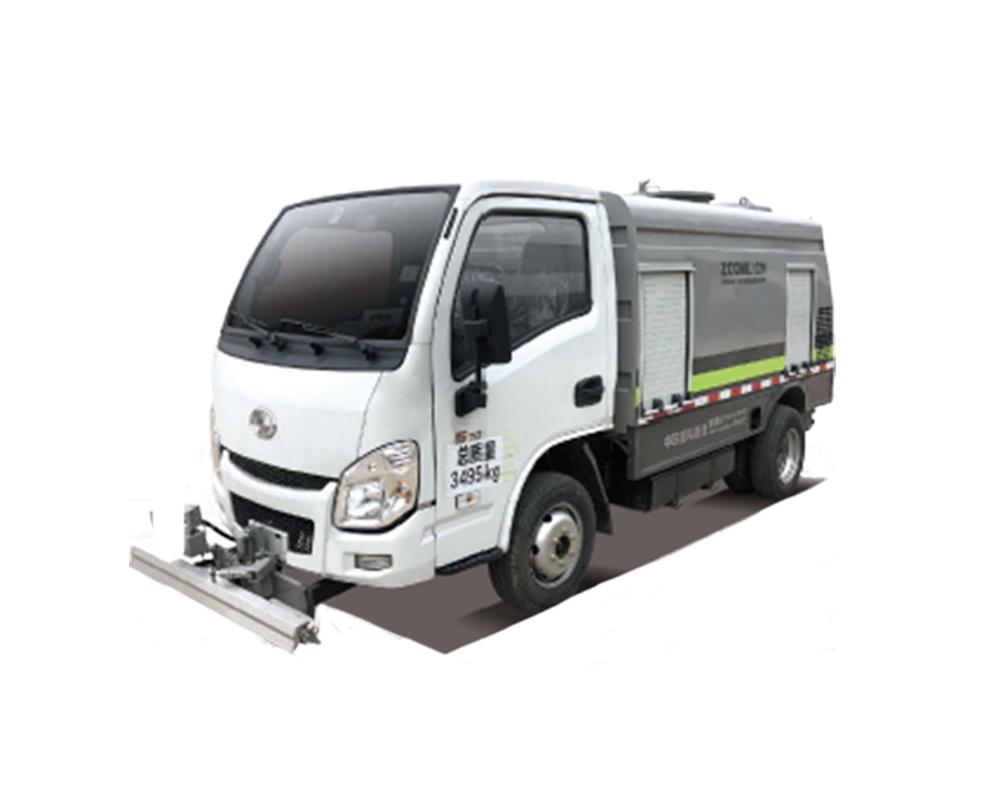 中联重科ZBH5030TYHSHE6养护车高清图 - 外观