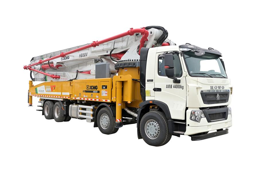 徐工HB58V(豪沃国五)泵车
