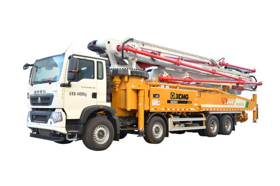 徐工HB58V(豪沃国六)泵车