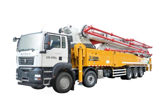 徐工HB67V(汕德卡国六)泵车