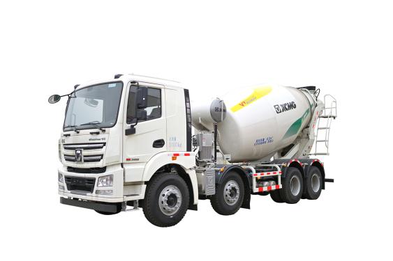 徐工G4120V 国Ⅵ搅拌运输车