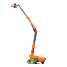 鼎力BA28ERT自行走曲臂式高空作业平台(电池驱动)高清图 - 外观