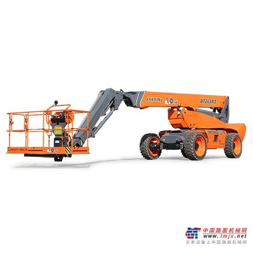 鼎力BT26SRT自行走直臂式高空作业平台高清图 - 外观