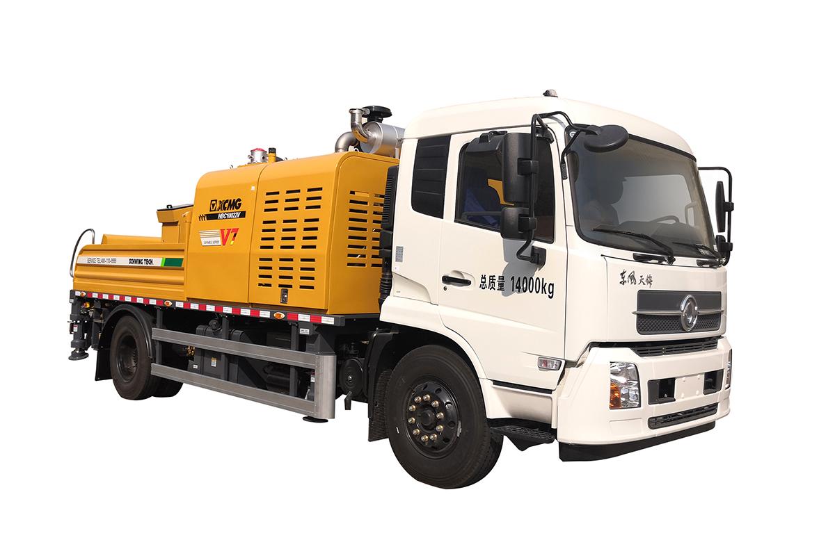 施维英XZS5142THB车载泵高清图 - 外观