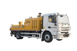 徐工HBC10022V(东风底盘)国Ⅵ车载泵
