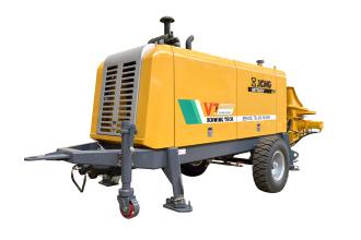 施维英HBT5008K拖泵高清图 - 外观