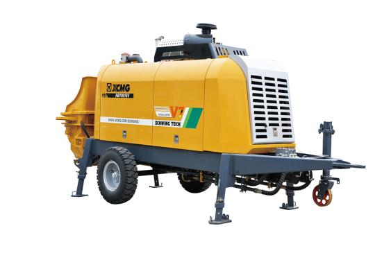 徐工HBT9018V拖泵