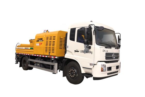 徐工HBC9018VD(东风底盘)国V车载泵