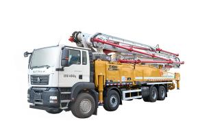 徐工HB58V(汕德卡国六)泵车