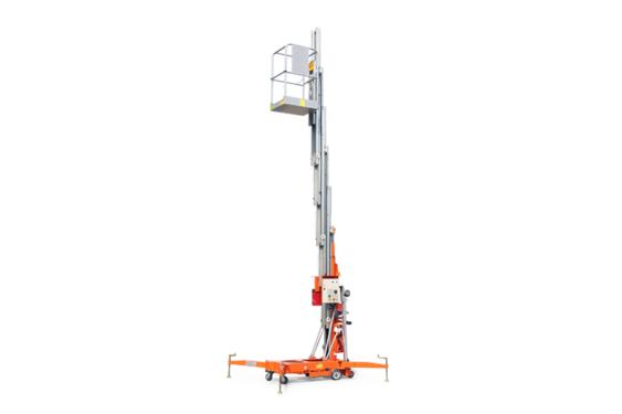 桅柱式高空作业平台