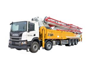徐工HB62V(斯堪尼亚国五)泵车
