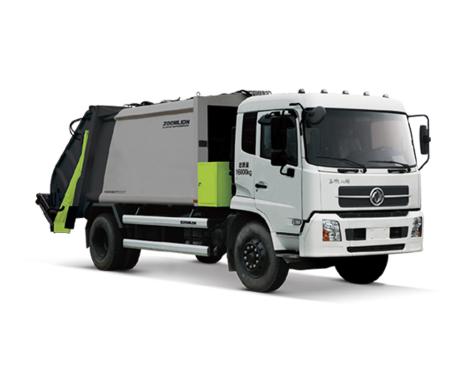 中联重科ZLJ5180ZYSDFE5美系压缩式垃圾车
