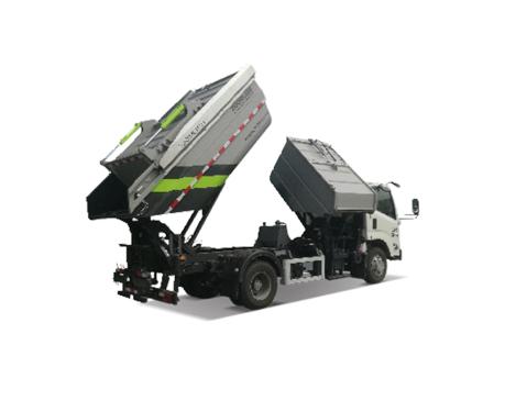 中联重科5082ZZZ系列分类垃圾车