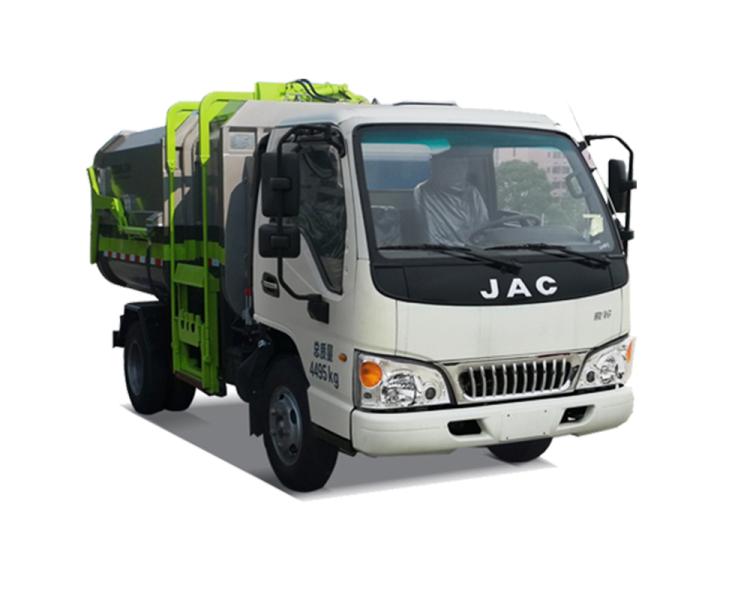 中联重科ZLJ5041ZZZHFE5自装卸式垃圾车