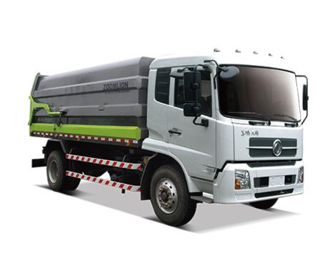 中联重科ZLJ5160ZDJDFE5压缩式对接垃圾车(转运)
