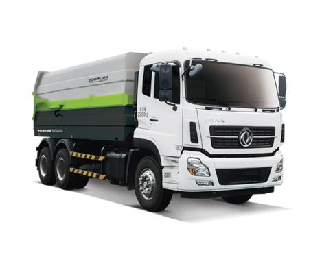 中联重科ZLJ5250ZDJDFE5压缩式对接垃圾车(转运)