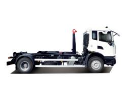 中联重科ZBH5031ZXXSCE6车厢可卸式垃圾车(收集)