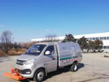 同辉汽车QTH5033GQX国六高压清洗车