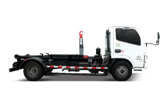 中联重科ZBH5040ZXXHFY5车厢可卸式垃圾车(收集)