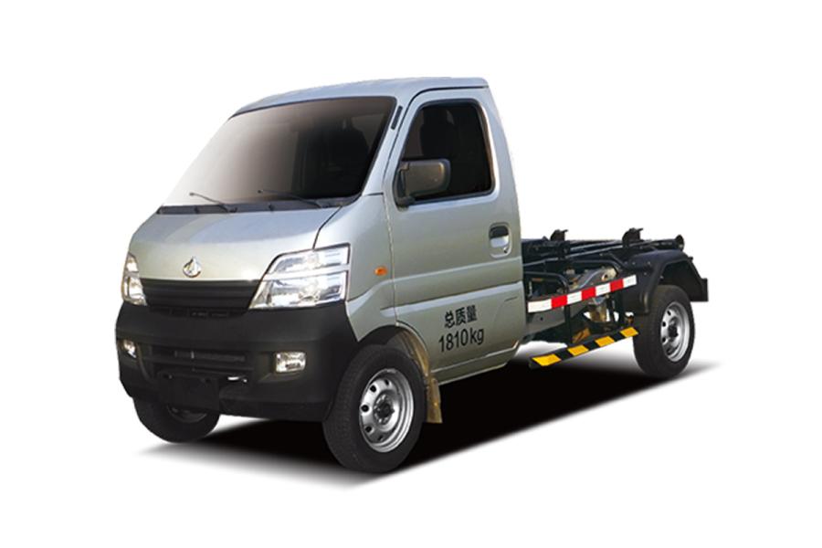 中联重科ZBH5031ZXXSCY5车厢可卸式垃圾车(收集)