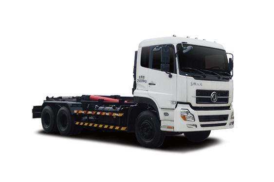 中联重科ZLJ5251ZXXDFE5车厢可卸式垃圾车(转运)