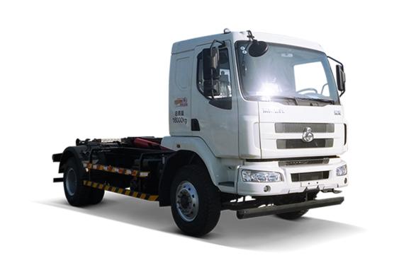 中联重科ZLJ5160ZXXLZE5车厢可卸式垃圾车(转运)