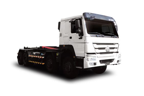 中联重科ZLJ5310ZXXZZE5车厢可卸式垃圾车(转运)