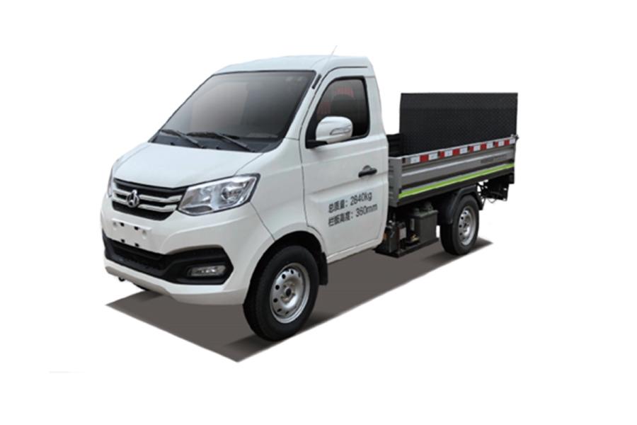 中联重科ZBH5030CTYSCE6桶装垃圾车