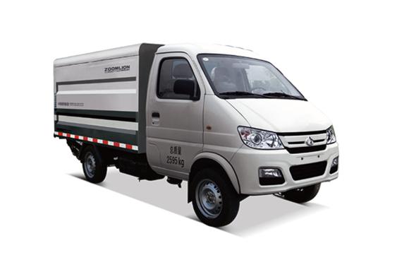 中联重科ZLJ5030XTYSCE5桶装垃圾车