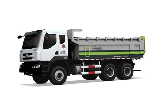 中联重科ZLJ5251ZLJLZE5渣土车高清图 - 外观